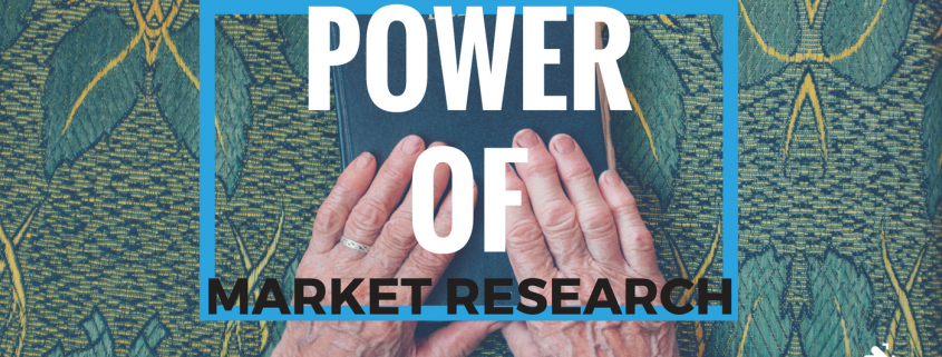 The power of market research - aged care
