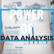 Data analysis is important to a business' strategy moving forward