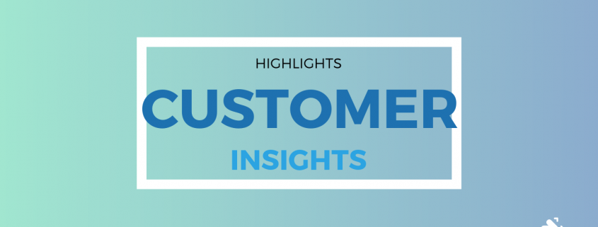 Highlights - customer insights made easier for small to medium businesses